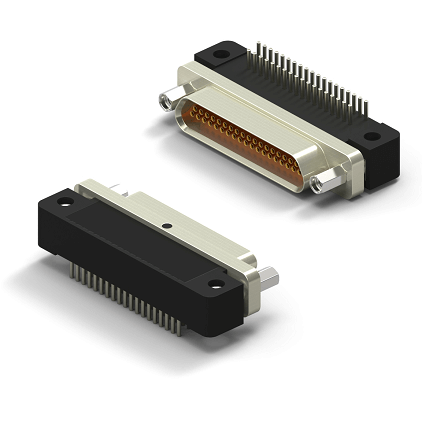 Right Angle .050 X .100 (Style 2) Connectors