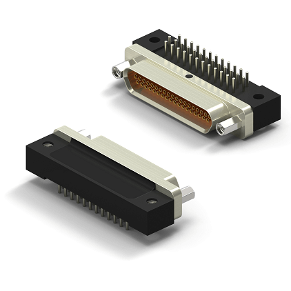 Right Angle .075 X .075 (Styles 9, 19) Connectors