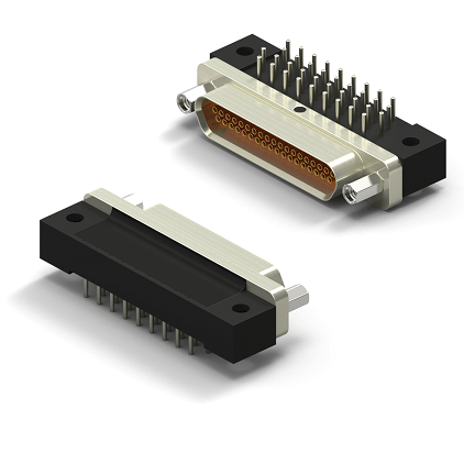 Right Angle .075 X .100 (Styles 8, 18) Connectors