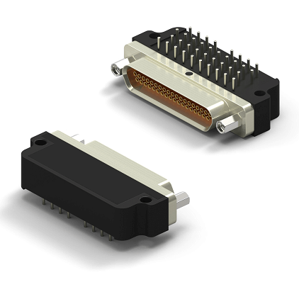 Right Angle .100 X .100 (Style 1) Connectors