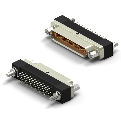 Vertical .075 X .075 (Styles 7, 17) Connectors