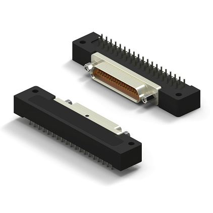 Right Angle .100 X .100 (Style 5) Connectors
